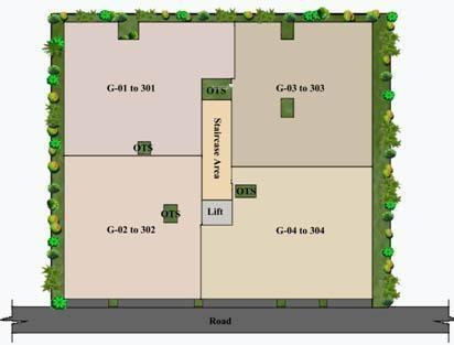 Insight Gokula Site Plan