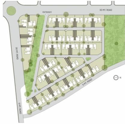 Goyal Riviera Greens Site Plan