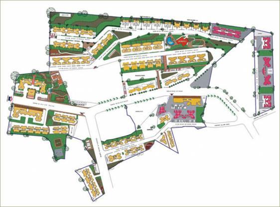 Godrej Hill Master Plan