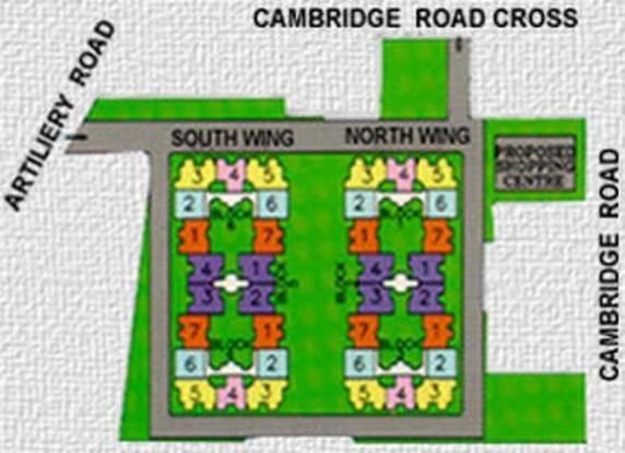 Ranka Court Apartments Site Plan