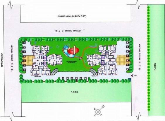 Gardenia Grace Master Plan