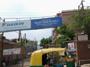 Reputed Rajat Vihar Elevation
