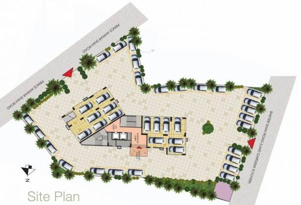 Multicon Estelle Site Plan