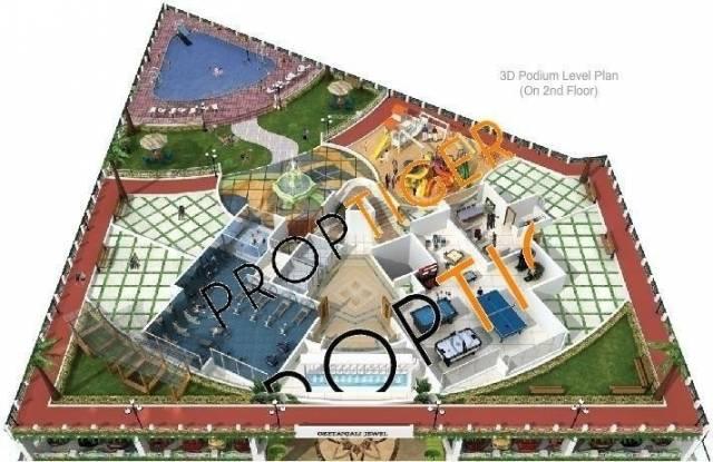 Siddharth Geetanjali Jewel Master Plan