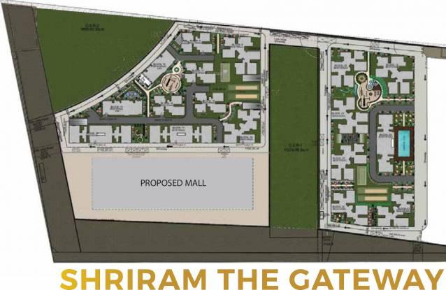 Shriram Superstar Layout Plan