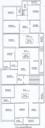 Chandrasekar North Kavarai Street Cluster Plan