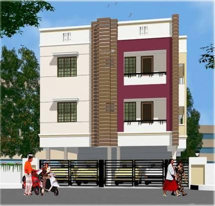 Chandrasekar North Kavarai Street Elevation