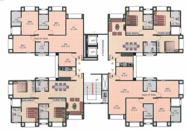 Neelam Sudha Park Cluster Plan
