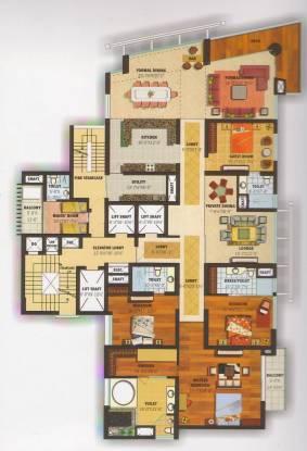 Assotech Celeste Towers Cluster Plan