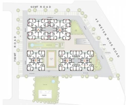 Nila Atuulyam Layout Plan