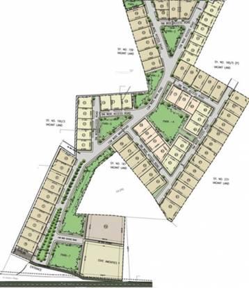 Keerthi Jirah Serenity Site Plan