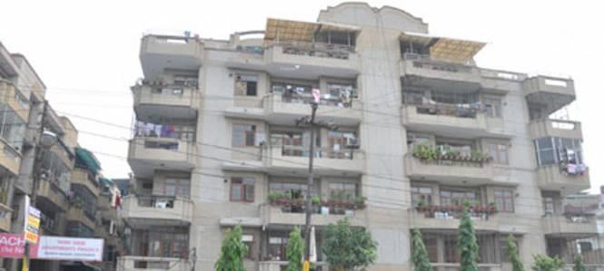 SVP Park View Apartment Elevation
