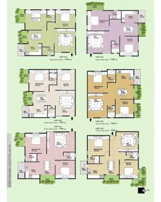 MSK Varsha Greens Master Plan