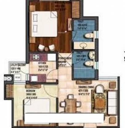 CGHS Janki Apartment Cluster Plan