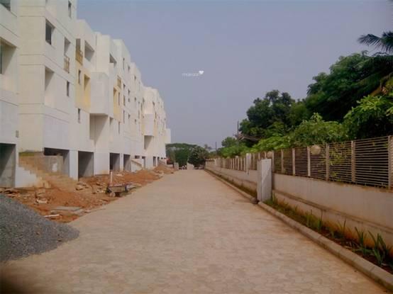 Akshaya Metropolis Construction Status