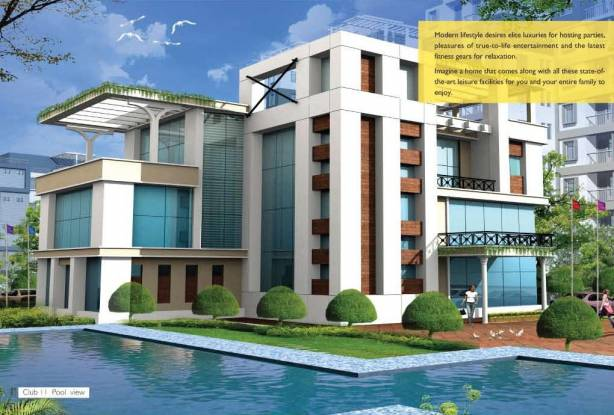 Srijan Greenfield City Elite Amenities