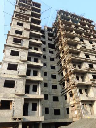 Srijan Greenfield City Elite Construction Status