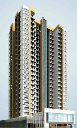 Thakur Jewel Tower Elevation