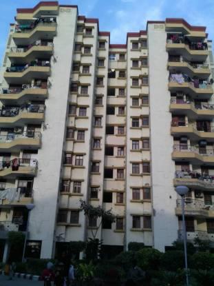 Assotech VSNL Officers Apartment Elevation