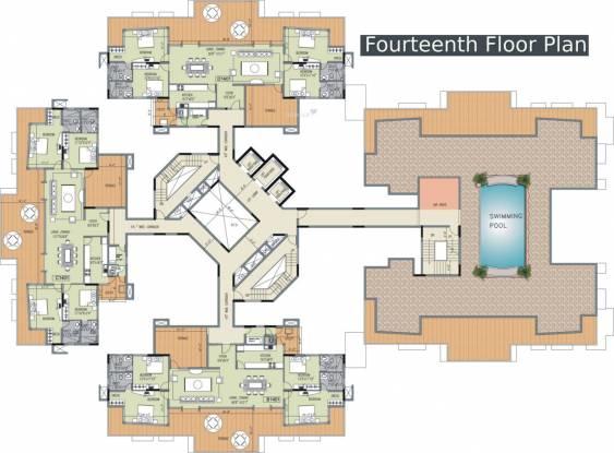 Sethna Power Tower Cluster Plan