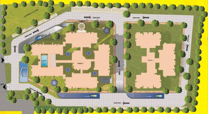 Sethna Power Tower Site Plan