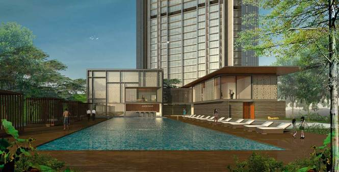 Oberoi Enigma and Eternia Amenities