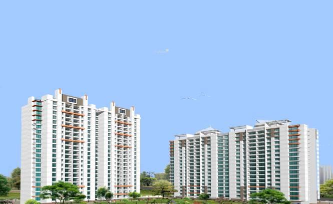 Bharat Shiv Sai Paradise Elevation
