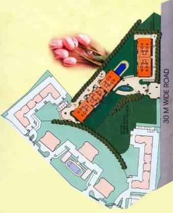 DLF Westend Heights Site Plan