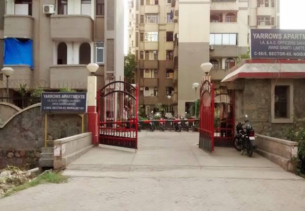 Assotech Yarrow Apartments Elevation