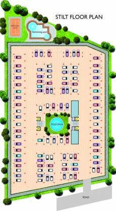 Vijaya Oracle Residency Cluster Plan