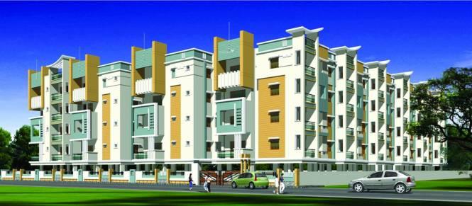Vijaya Oracle Residency Elevation