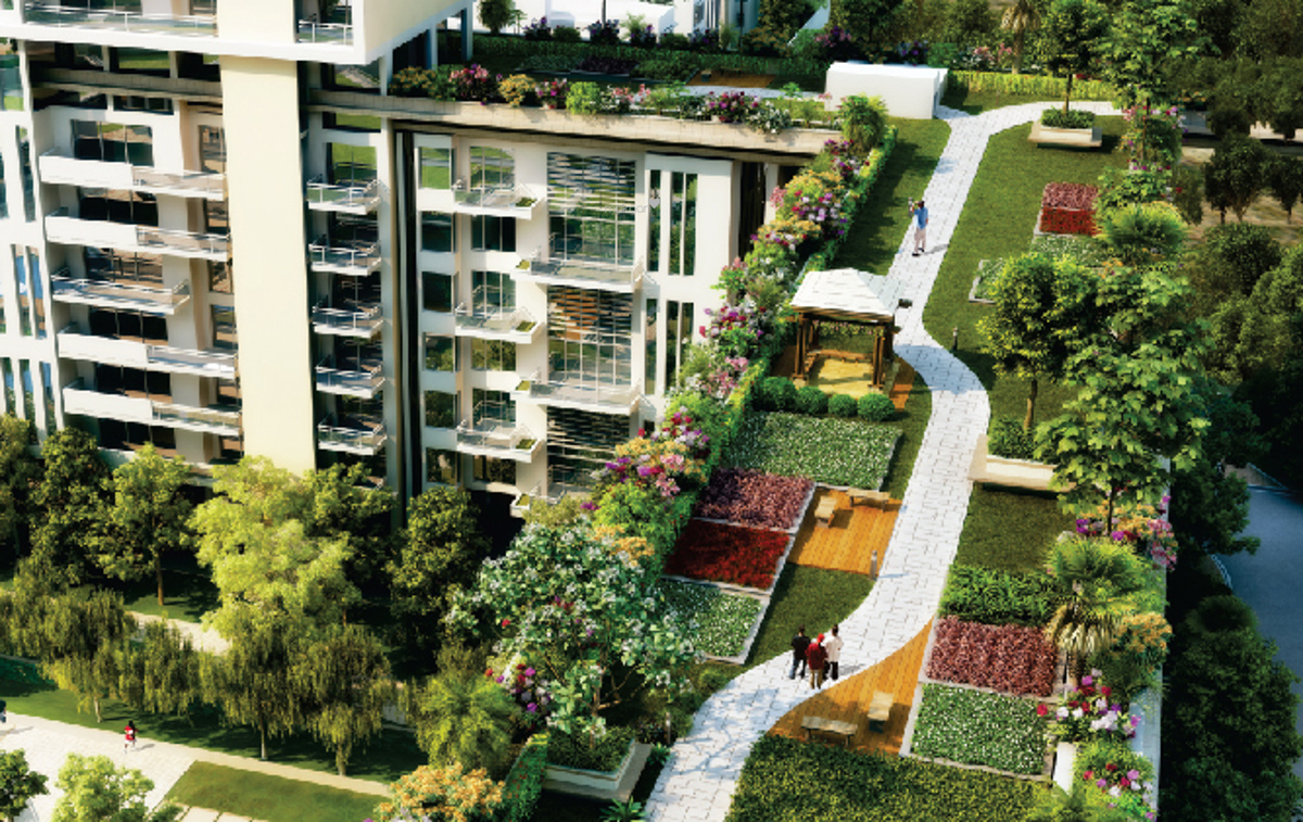 4525 sq ft 4BHK 4BHK+4T (4,525 sq ft) + Servant Room Property By Property Space In Windchants, Sector 112