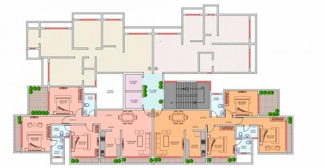 Kamala Natraj Cluster Plan