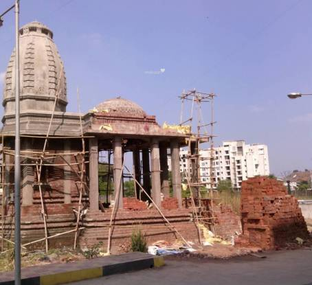 Ashapura Crown City Construction Status