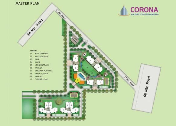 Corona Gracieux Master Plan