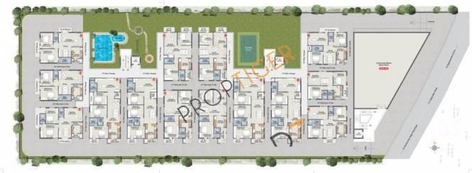 Ushodaya S Square Master Plan