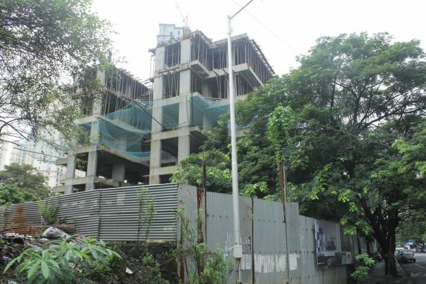 Kabra Hyde Park Construction Status