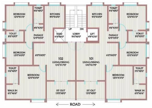 Pandit Haridwar Cluster Plan