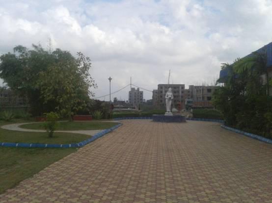 Bengal Abasan Urban Sabujayan Construction Status