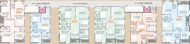 Legend Jagannath Cluster Plan