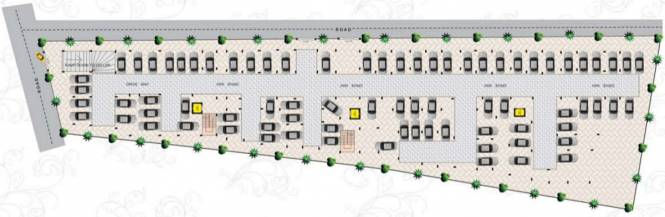 Satwi Clarinet Cluster Plan