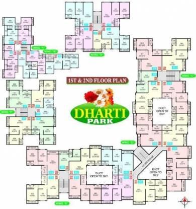 Dharti Park Cluster Plan