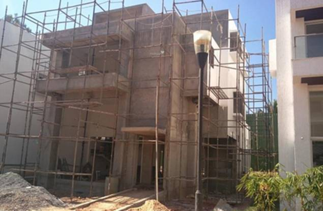 Godrej Gold County Construction Status