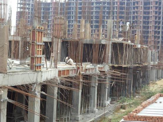 MR Delhi 99 Construction Status