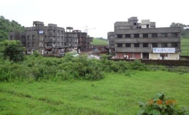 Mateshwari Hills Park Construction Status