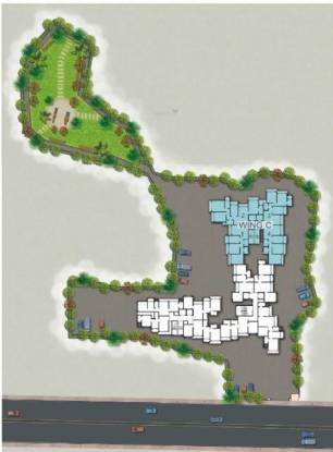Chheda New Gagangiri Site Plan