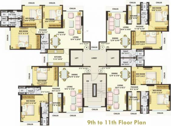 Kamala Matrubhumi Cluster Plan