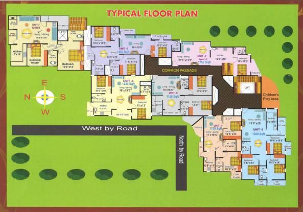 Sanjana Sapphire Cluster Plan