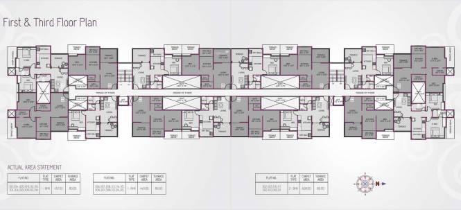 Pristine Classique Cluster Plan