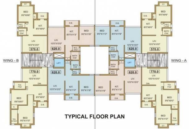 Baria M Baria Grace Cluster Plan